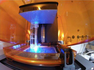 Stereolithographie-Druckverfahren