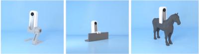Ständer aus dem 3D-Drucker