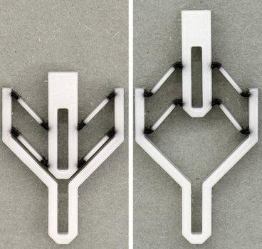 4D-Druck-Objekt