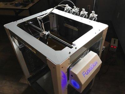 3D-Drucker mit Fusebox