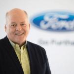 der Neue CEO von Ford, Jim Hackett
