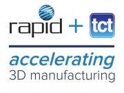 Logo Rapid + TCT - Messe