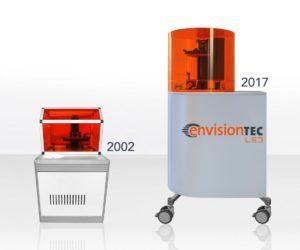LED-3D-Drucker