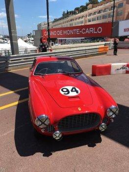 Oldtimer Ferrari