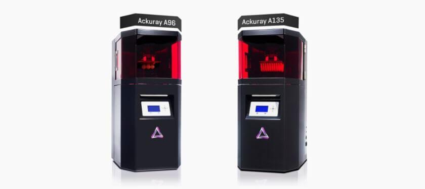 Ackuray A96 und Ackuray A135