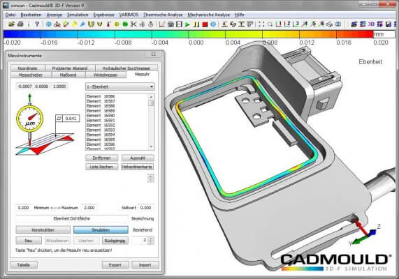 Cadmould Screenshot