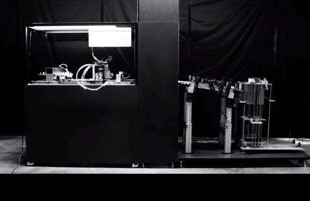 Model One 3D-Drucker
