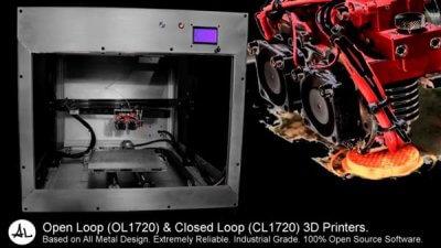 Neue 3D-Drucker