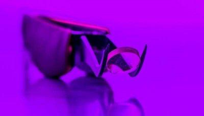 optische Linse aus dem 3D-Drucker