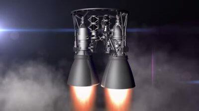 3D-Modell der Bantam-Rakete