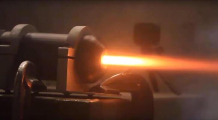 Rakete aus dem 3D-Drucker