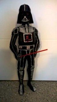 Star Wars Kostüm aus dem 3D-Drucker