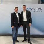 Ullrich Sander bei APWorks