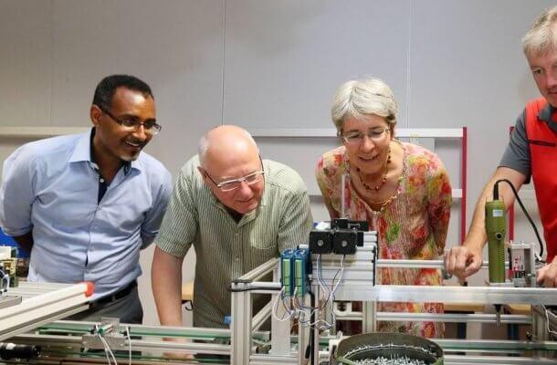 Schwetzinger Schule verwendet 3D-Druck