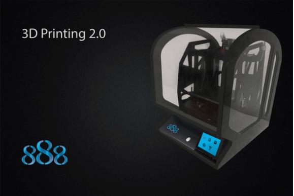 AONIQ PVC 3D-Drucker