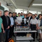 3D-Drucker wird an der BKE präsentiert