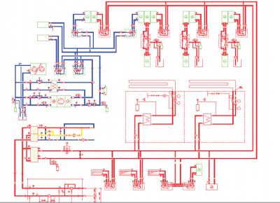 Software MagiCAD Schaltplan