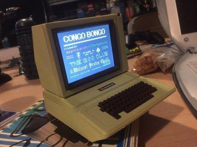 Miniatur Apple II