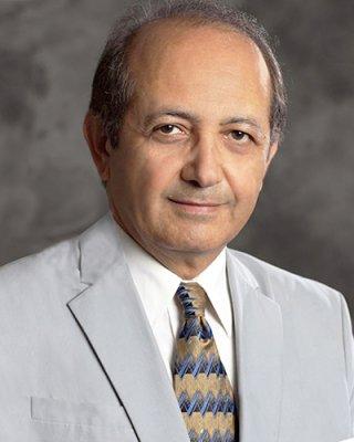 Dr. Behrokh Khoshnevis, CEO der Contour Crafting Corp.