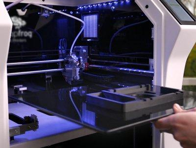 3D-Drucker der Firma Leapfrog