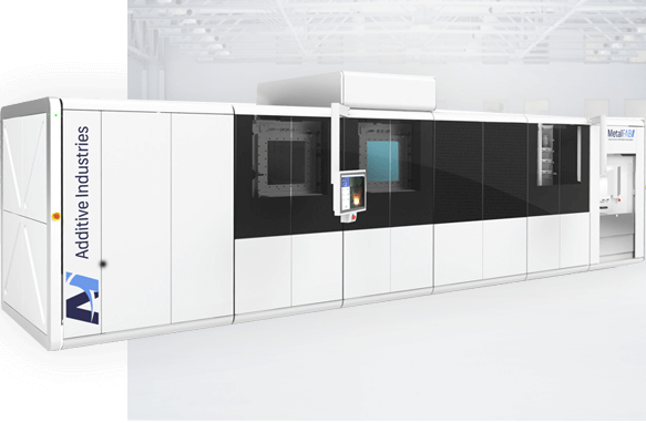 MetalFAB1 3D-Drucker
