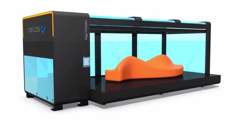 3D-Drucker für Spielplatzkomponenten