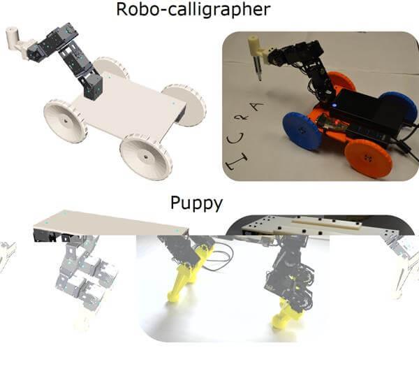 neues design tool vereinfacht das bauen von robotern mit. Black Bedroom Furniture Sets. Home Design Ideas