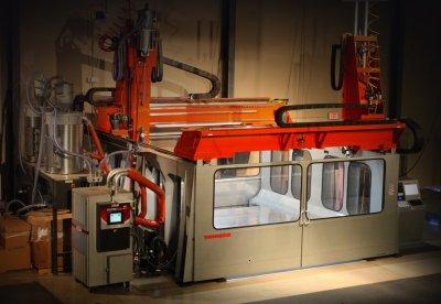 3D-Drucker vom Thermwood