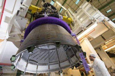 Vulcain 2 Raketenmotor