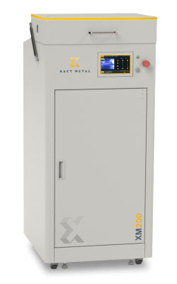 Modell des Xact Metal XM200 3D-Druckers