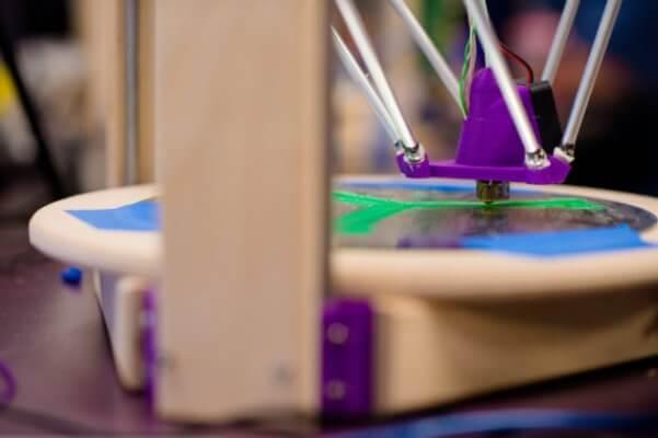 3D-Druck eines Spielzeugs