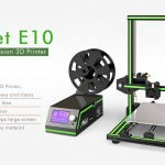 Modell eines ANET E10 3D-Druckers