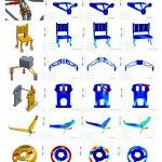 Beispiele für optimierte CAD-Modelle mit InstantCAD