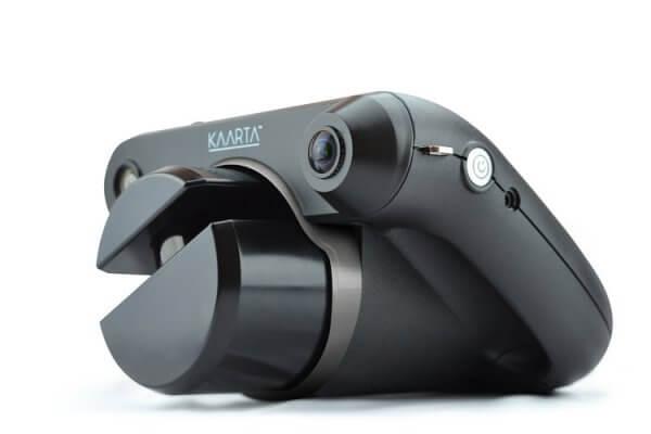 3D-Scanner Contour