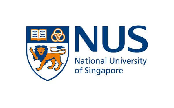 NUS National University of Singapore Logo