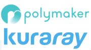 Logo Polymaker und Kuraray