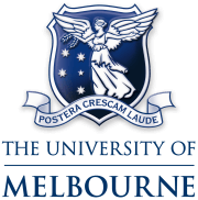 Universität Melbourne Logo