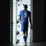 Usain Bolt im 3D-Scanner