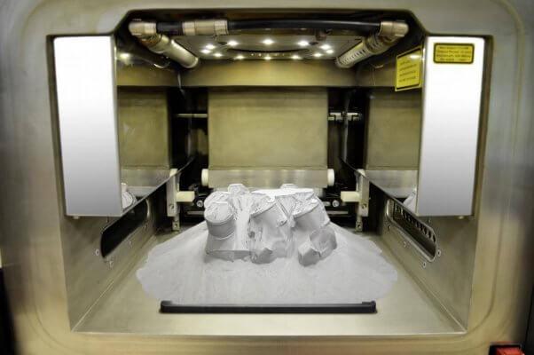 3D-Druck von Ersatzteil