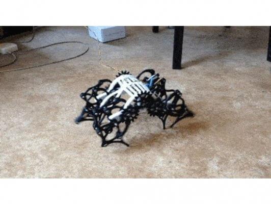 3D-gedrucktes Strandbeest