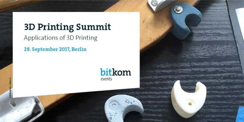 3D Printing Summit 2017