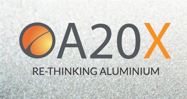 Aeromet A20X Aluminiumlegierung Logo