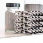 Bauteil aus AMPERPRINT Metallpulver
