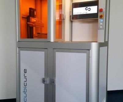 Hot Lithography 3D-Drucker