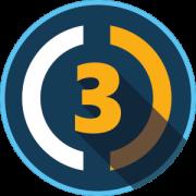 CUR3D Logo