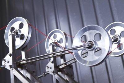 Herstellung der Filamente