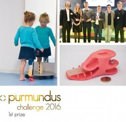 Erster Preisträger der Purmundus Challenge 2016