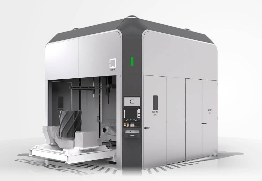 GTarc Metall-3D-Drucker