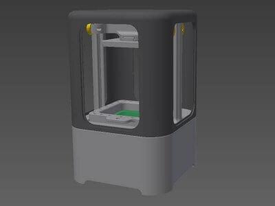 Nano 3D-Drucker