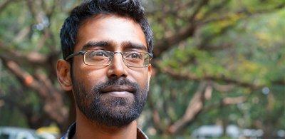 Pandorum Mitbegründer Arun Chandru